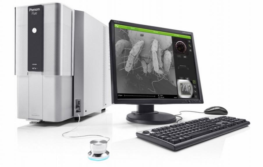 elektronenmicroscoop / meb de table